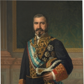 Manuel Orovio Echagüe, marqués de Orovio, ministro de Fomento