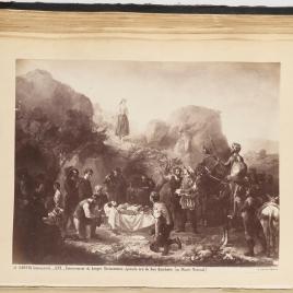 Entierro del pastor Crisóstomo (episodio de El Quijote)