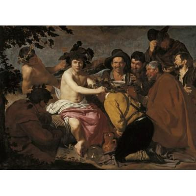 """The Drinkers or The Feast of Bacchus"""