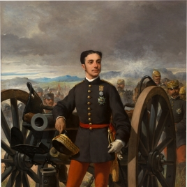 Retrato de Alfonso XII