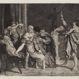 La muerte de Lucrecia