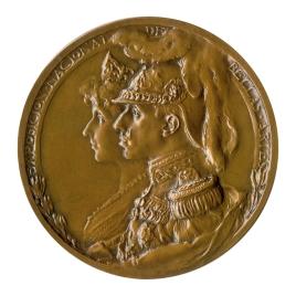 Medalla de la Exposición Nacional de Bellas Artes de 1915