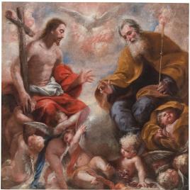 La Santísima Trinidad
