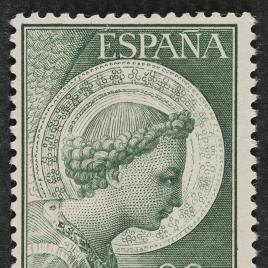 Serie de sellos Arcángel San Gabriel