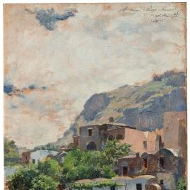 Paisaje de Capri