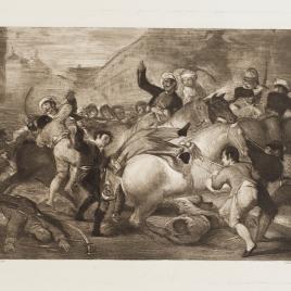 """El 2 de mayo de 1808 en Madrid o """"La lucha con los mamelucos"""""""