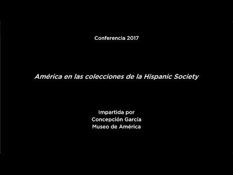 América en las colecciones de la Hispanic Society