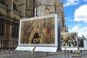 La exposición 'El Prado en las calles' llega a León