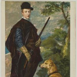 El cardenal-infante Fernando de Austria, cazador