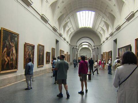 Un paseo por el arte