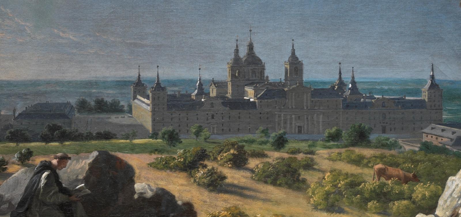 A cualquier otra parte. Parada XIII. Vista del Monasterio de El Escorial