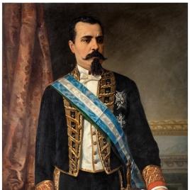 Cristóbal Martín de Herrera, ministro de Ultramar