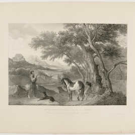 Landscape with a Hermit preaching to Animals