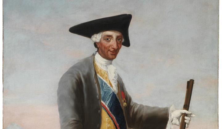 El Museo del Prado celebra el tercer centenario del nacimiento de Carlos III