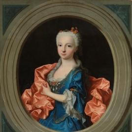Maria Teresa of Bourbon, Infanta of Spain (Future Dauphine of France)