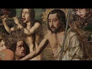 Bartolomé Bermejo - Descenso de Cristo al Limbo