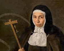 La venerable madre Jerónima de la Fuente