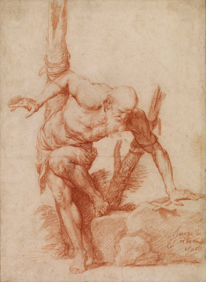 The Spanish Line in the British Museum. Drawings from the Renaissance to Goya