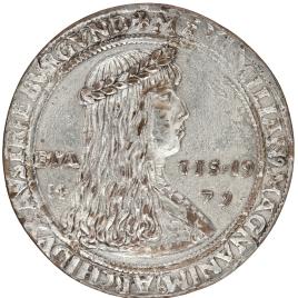 Maximiliano, archiduque de Austria y Borgoña - María de Borgoña, su esposa