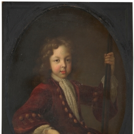 Retrato de Jacobo Francisco Estuardo
