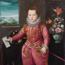 Felipe de Medici, hijo de Francisco I