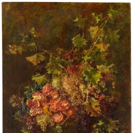 Grapes and Pomegranates