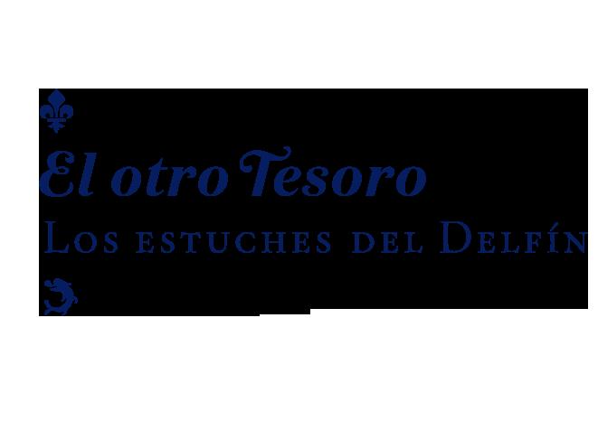 """Exposición. """"El otro Tesoro"""": Los estuches del Delfín"""