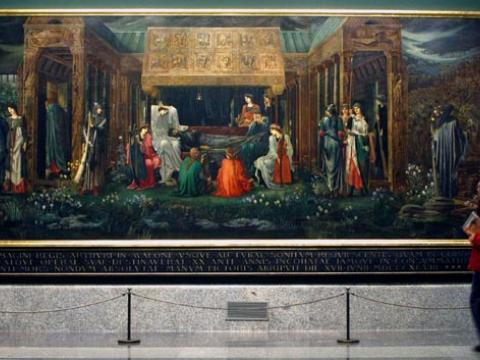 El Prado nos presenta la exposición <em>La bella durmiente</em>