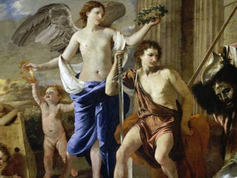 <em>El triunfo de David</em>, Nicolás Poussin, comentada por Manuela Mena