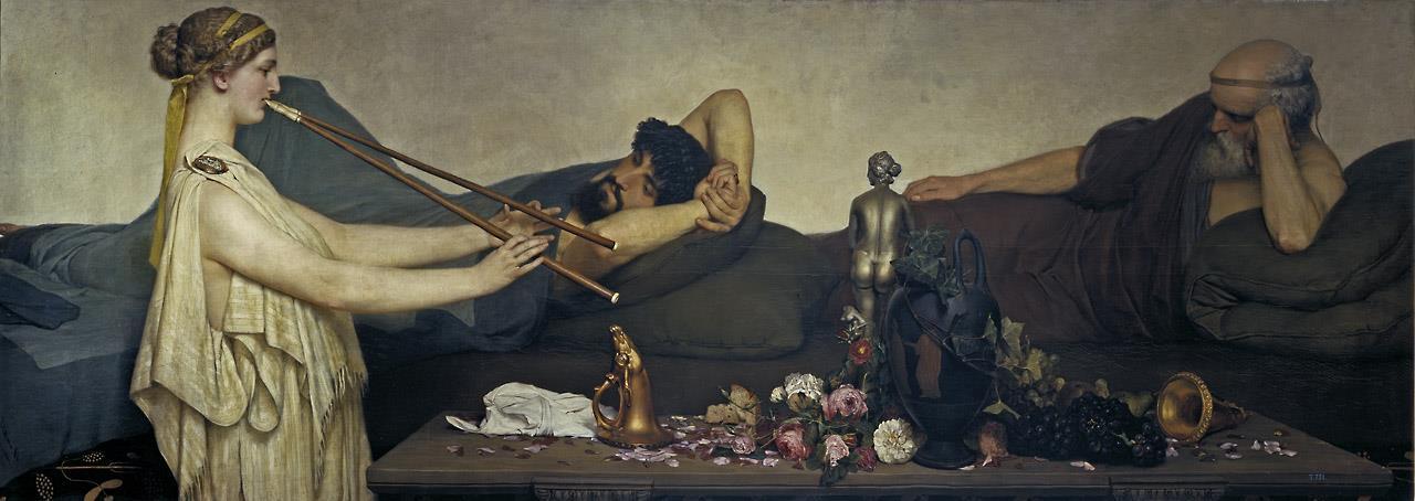 Alma Tadema, Lawrence