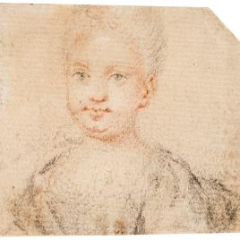 La infanta María Ana Victoria de Borbón