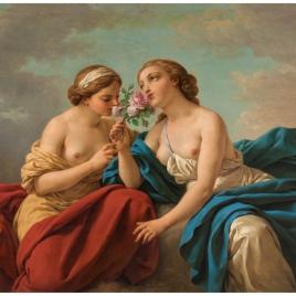 Alegoría del Olfato