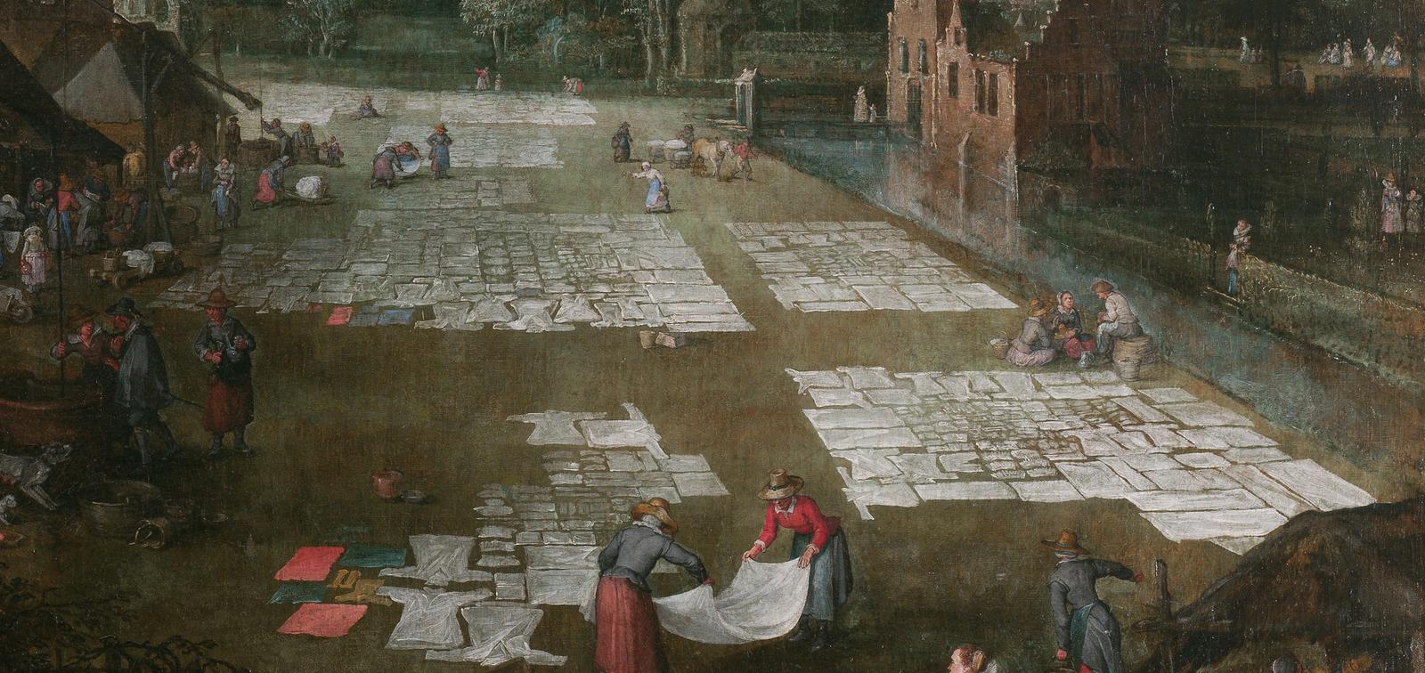 Rubens, Brueghel, Lorena. El paisaje nórdico en el Prado