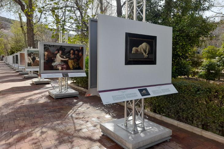Cuenca acoge la exposición 'El Prado en las calles' con reproducciones de sus obras más emblemáticas