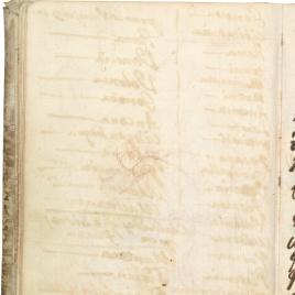 Milagro de una resurrección. Lista de las ciudades visitadas por Goya en Italia. (Contradibujo)