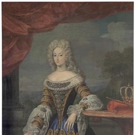 Mariana de Neoburgo, reina de España