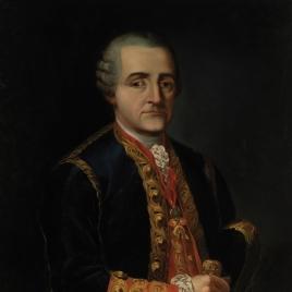 Pedro Pablo Abarca de Bolea, conde de Aranda (copia)