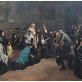 Una boda interrumpida