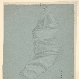 Parte superior de túnica para la figura de San Juan Evangelista