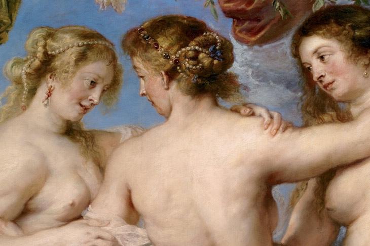 Día del Libro. La playlist de Rubens. Música y óleos en la Biblioteca del Museo del Prado