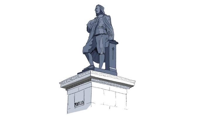 Estatua de Murillo