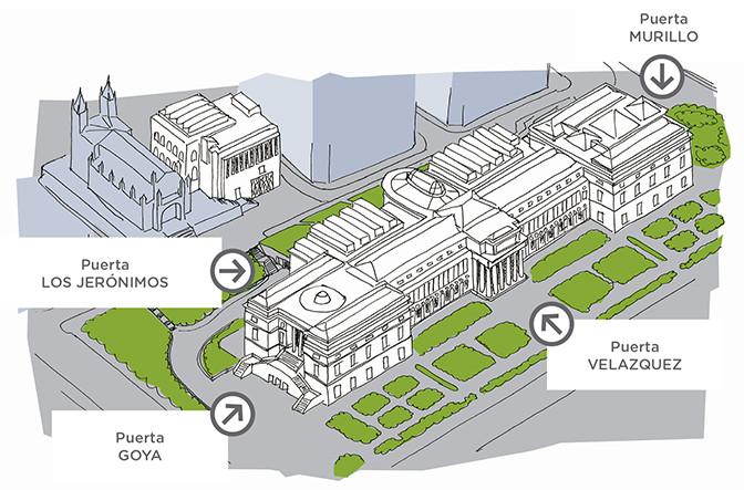 Puertas del Prado