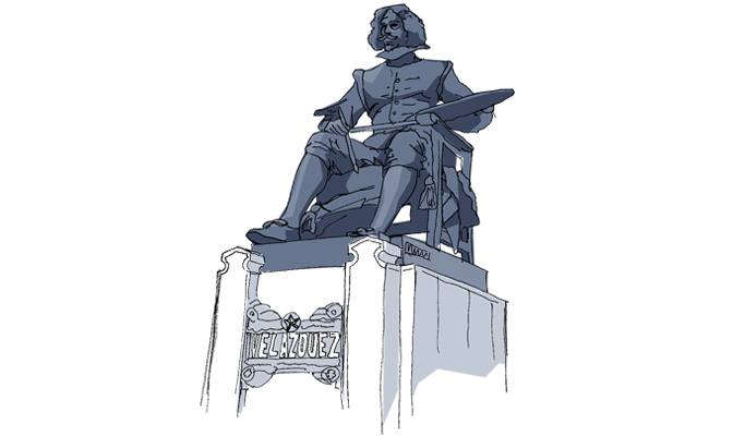 Estatua de Velázquez