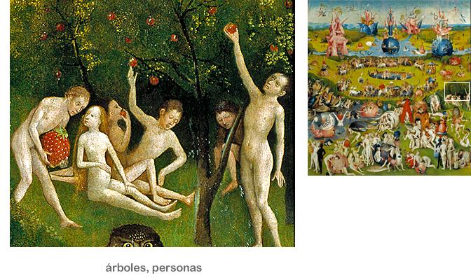 Árboles y personas