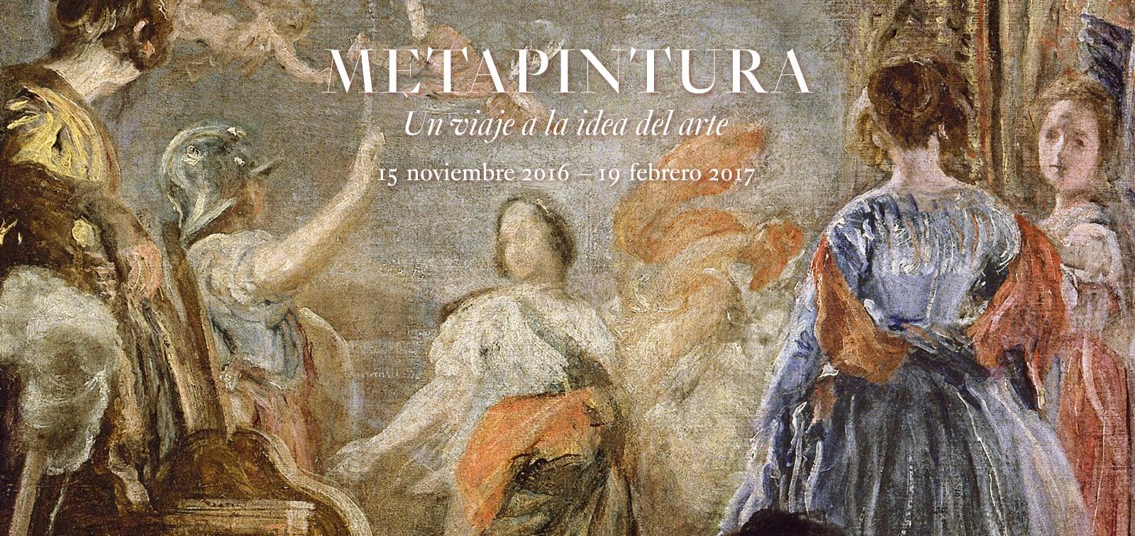 Metapintura. Un viaje a la idea del arte