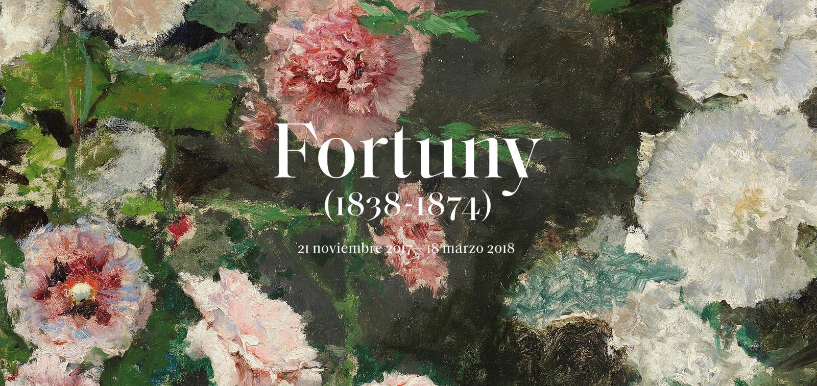 Exposición. Fortuny (1838-1874)