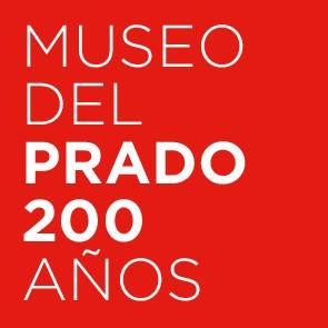 Logotipo Museo del Prado 200 años